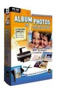 Album photos vacances (10x15)