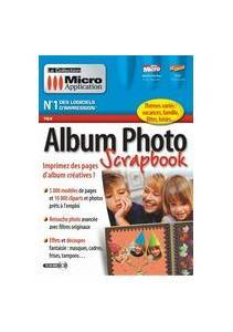 Logiciel Album Photo Scrapbook