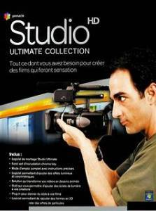 Logiciel montage vidéo : Pinnacle Studio HD Ultimate Collection Version 14