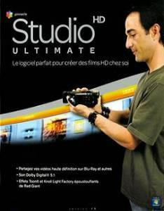 Logiciel montage vidéo : Pinnacle Studio HD Ultimate Version 14