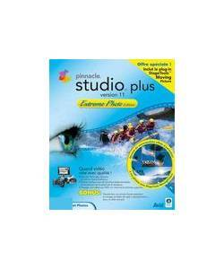 Logiciel montage vidéo : Pinnacle Studio Plus Version 11 - Extreme Photo Edition