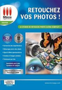 Retouchez vos photos